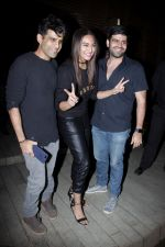 Sonakshi Sinha at the Success Party of Badrinath Ki Dulhania hosted by Varun on 16th March 2017  (49)_58cb93e75d07e.JPG