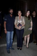 Sushmita Mukherjee, Chunky Pandey at the Success Party of Badrinath Ki Dulhania hosted by Varun on 16th March 2017 (39)_58cb93fbde699.JPG