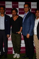Shah Rukh Khan Launches Bone Marrow Transplant Centre & Birthing Centre at Nanavati Super Speciality Hospital with Chairman and M.D. Abhay Soi and family (1)_58ce765a42f03.JPG