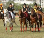 Anusha Dhandekar, Tanisha Mukherjee, Namrata Purohit at Amateur Riders_ Club 1
