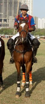 Maharaja of Jaipur, HH Padmanabh Singh at Amateur Riders_ Club 1