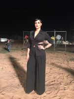 Neha Dhupia on the sets of Roadies on 22nd March 2017 (13)_58d3a1cc382d6.jpeg