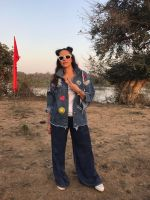 Neha Dhupia on the sets of Roadies on 22nd March 2017 (22)_58d3a1df5e0c0.jpeg