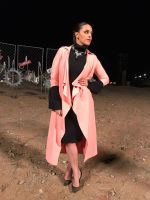 Neha Dhupia on the sets of Roadies on 22nd March 2017 (5)_58d3a1f044bb6.jpeg