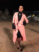 Neha Dhupia on the sets of Roadies on 22nd March 2017 (6)_58d3a2252e234.jpg