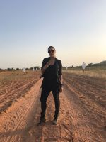 Neha Dhupia on the sets of Roadies on 22nd March 2017 (8)_58d3a229a4898.jpg