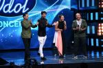 Sonakshi Sinha on th Sets Of Indian Idol to Promote Film Noor on 22nd March 2017 (1)_58d370e632252.JPG