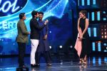 Sonakshi Sinha on th Sets Of Indian Idol to Promote Film Noor on 22nd March 2017 (19)_58d370c37982a.JPG