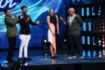 Sonakshi Sinha on th Sets Of Indian Idol to Promote Film Noor on 22nd March 2017 (26)_58d370da990c6.JPG