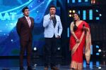 Vidya Balan on the Sets Of Indian Idol to Promote Film Begum Jaan on 22nd March 2017 (24)_58d370772716f.JPG