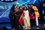Vidya Balan on the Sets Of Indian Idol to Promote Film Begum Jaan on 22nd March 2017 (28)_58d37092bc35b.JPG
