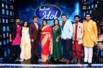Vidya Balan on the Sets Of Indian Idol to Promote Film Begum Jaan on 22nd March 2017 (30)_58d3709a3a774.JPG