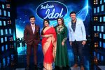 Vidya Balan on the Sets Of Indian Idol to Promote Film Begum Jaan on 22nd March 2017 (1)_58d370af0fba4.JPG