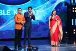 Vidya Balan on the Sets Of Indian Idol to Promote Film Begum Jaan on 22nd March 2017 (2)_58d37027c3422.JPG