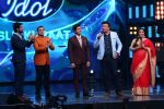 Vidya Balan on the Sets Of Indian Idol to Promote Film Begum Jaan on 22nd March 2017 (26)_58d370844e4ef.JPG