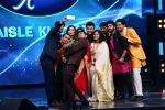 Vidya Balan on the Sets Of Indian Idol to Promote Film Begum Jaan on 22nd March 2017 (27)_58d3708ace945.JPG