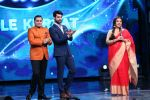 Vidya Balan on the Sets Of Indian Idol to Promote Film Begum Jaan on 22nd March 2017 (3)_58d3702b6d913.JPG