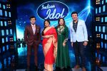 Vidya Balan on the Sets Of Indian Idol to Promote Film Begum Jaan on 22nd March 2017 (32)_58d370a82ec8b.JPG