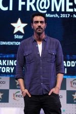 Arjun Rampal At FICCI FRAMES 2017 on 23rd March 2017 (67)_58d5164c79f1e.JPG