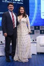 Madhuri Dixit & Sriram Madhav Nene at FICCI FRAMES 2017 on 23rd March 2017 (55)_58d51661c76ab.JPG