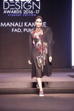 Model walk the ramp at The Max Design Awards 2017 Grand Finale Student Edition on 23rd March 2017 (14)_58d51f798a605.JPG