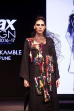 Model walk the ramp at The Max Design Awards 2017 Grand Finale Student Edition on 23rd March 2017 (15)_58d51f7b3a80d.JPG