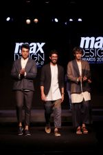 Model walk the ramp at The Max Design Awards 2017 Grand Finale Student Edition on 23rd March 2017 (169)_58d5207204d2e.JPG