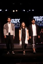 Model walk the ramp at The Max Design Awards 2017 Grand Finale Student Edition on 23rd March 2017 (175)_58d5207b21623.JPG