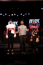 Model walk the ramp at The Max Design Awards 2017 Grand Finale Student Edition on 23rd March 2017 (179)_58d520817e028.JPG