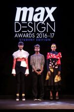 Model walk the ramp at The Max Design Awards 2017 Grand Finale Student Edition on 23rd March 2017 (183)_58d520883b480.JPG