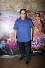 Ramesh Taurani at the Special Screening Of Anarkali Of Arrah on 23rd March 2017 (44)_58d519431e7e2.JPG
