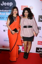 Alka Yagnik at the Red Carpet Of Most Stylish Awards 2017 on 24th March 2017 (39)_58d651ddbd55a.JPG