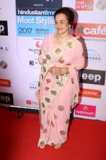 Asha Parekh at the Red Carpet Of Most Stylish Awards 2017 on 24th March 2017 (32)_58d65203d77d0.JPG