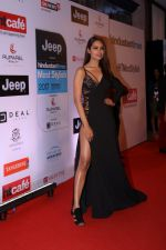 Esha Gupta at the Red Carpet Of Most Stylish Awards 2017 on 24th March 2017