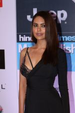 Esha Gupta at the Red Carpet Of Most Stylish Awards 2017 on 24th March 2017 (61)_58d65279e515a.JPG
