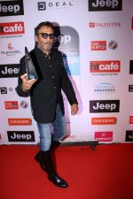Jackie Shroff at the Red Carpet Of Most Stylish Awards 2017 on 24th March 2017