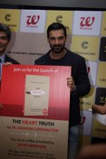 John Abraham at DR.Aashish Contractor Book Launch on 24th March 2017 (77)_58d624927757e.JPG