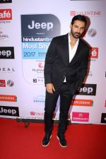John Abraham at the Red Carpet Of Most Stylish Awards 2017 on 24th March 2017 (158)_58d652d2d09a3.JPG