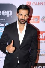 John Abraham at the Red Carpet Of Most Stylish Awards 2017 on 24th March 2017 (159)_58d652d41dbee.JPG