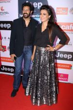 Kabir Khan, Mini Mathur at the Red Carpet Of Most Stylish Awards 2017 on 24th March 2017 (149)_58d652dd9b517.JPG