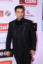 Karan Johar at the Red Carpet Of Most Stylish Awards 2017 on 24th March 2017