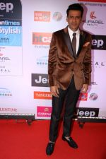Manoj Bajpai at the Red Carpet Of Most Stylish Awards 2017 on 24th March 2017 (137)_58d65375e7fb4.JPG