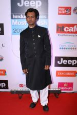 Nawazuddin Siddiqui at the Red Carpet Of Most Stylish Awards 2017 on 24th March 2017 (176)_58d653abb488f.JPG