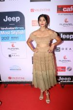 Pooja Hegde at the Red Carpet Of Most Stylish Awards 2017 on 24th March 2017 (143)_58d653d400bfc.JPG