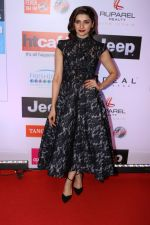 Prachi Desai at the Red Carpet Of Most Stylish Awards 2017 on 24th March 2017