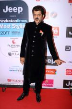 Rajesh Khattar at the Red Carpet Of Most Stylish Awards 2017 on 24th March 2017 (48)_58d653f2f263c.JPG