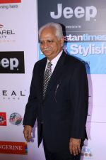 Ramesh Sippy at the Red Carpet Of Most Stylish Awards 2017 on 24th March 2017 (86)_58d6540552244.JPG