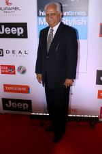 Ramesh Sippy at the Red Carpet Of Most Stylish Awards 2017 on 24th March 2017 (85)_58d65404070e4.JPG