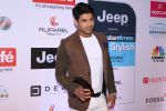 Siddharth Shukla at the Red Carpet Of Most Stylish Awards 2017 on 24th March 2017