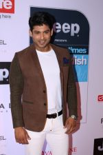 Siddharth Shukla at the Red Carpet Of Most Stylish Awards 2017 on 24th March 2017 (70)_58d6549fc65b4.JPG